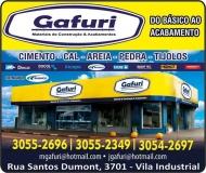 GAFURI MATERIAIS DE CONSTRUÇÃO & ACABAMENTOS
