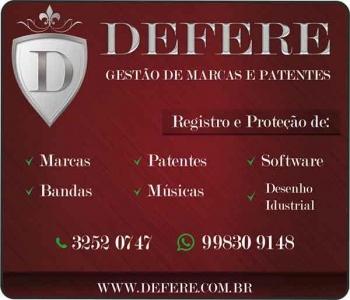 DEFERE GESTÃO DE MARCAS E PATENTES