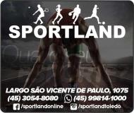 SPORTLAND ARTIGOS ESPORTIVOS / ESPORTE