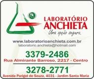 ANCHIETA LABORATÓRIO DE ANÁLISES CLÍNICAS