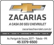 ZACARIAS VEÍCULOS CHEVROLET
