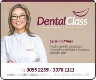 DENTALCLASS ODONTOLOGIA ESPECIALIZADA Clínica Odontológica / Cirurgiã Dentista
