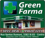 GREEN FARMA FARMÁCIA