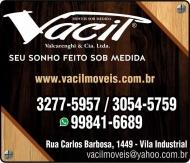 VACIL MÓVEIS PLANEJADOS / SOB MEDIDA