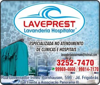 LAVEPREST LAVANDERIA HOSPITALAR