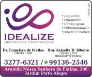 IDEALIZE ODONTOLOGIA PERSONALIZADA  Clínica Odontológica