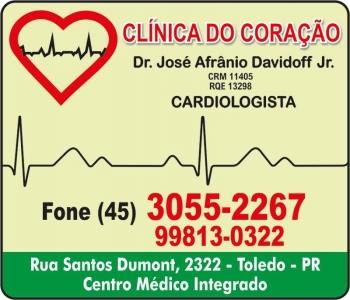 CLÍNICA DO CORAÇÃO Cardiologia
