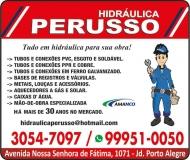 PERUSSO MATERIAIS DE CONSTRUÇÃO E HIDRÁULICA