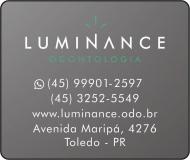 LUMINANCE CLÍNICA ODONTOLÓGICA ESPECIALIZADA Odontologia / Cirurgião Dentista
