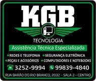 KGB INFORMÁTICA E TELECOMUNICAÇÕES