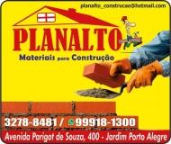 PLANALTO MATERIAIS DE CONSTRUÇÃO