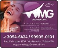 MG CLÍNICA ODONTOLÓGICA Odontologia / Cirurgião Dentista