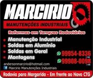 MARCIRIO MANUTENÇÕES INDUSTRIAIS INOX