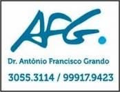 181 - Cirurgião Dentista Antônio Francisco Grando