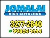 316 - Disk Entulho Jomalai