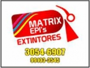 402a - Matrix Extintores e EPI's