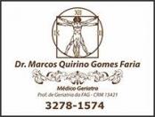 249b - Clínica de Geriatria Marcos Quirino Gomes Faria