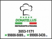 781 - Restaurante e Pizzaria Donatellus