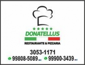 781 - Restaurante e Pizzaria Donatellus
