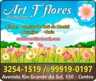 ART F FLORES FLORICULTURA