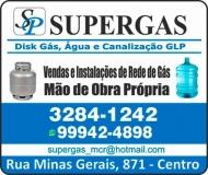 SUPERGAS / DISK GÁS E ÁGUA MINERAL / SUPERGASBRAS