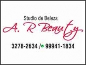 862 - Salão de Beleza A. R. Beauty