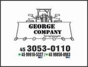 909a - Terraplanagem George Company