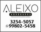 1011 - Advocacia & Consultoria Jurídica Aleixo