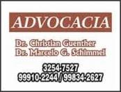 1018 - Advocacia Christian Guenther Advocacia Marcelo G. Schimmel