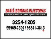 1091a - Batiá Bombas Injetoras