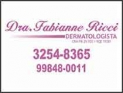1176 - Clínica de Dermatologia Fabianne Ricci