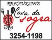 1664 - Casa da Sogra Restaurante e Pizzaria