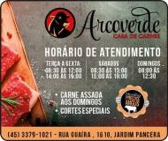 ARCOVERDE CASA DE CARNES AÇOUGUE