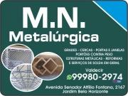 Cartão: MN METALÚRGICA M.N.