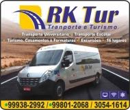 RK TUR TRANSPORTE ESCOLAR, UNIVERSITÁRIO E TURISMO