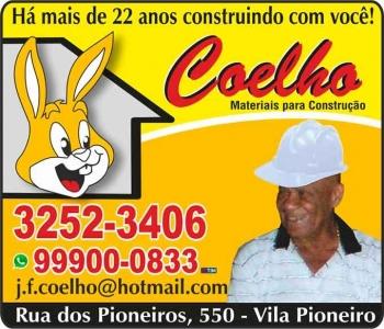 COELHO MATERIAIS DE CONSTRUÇÃO