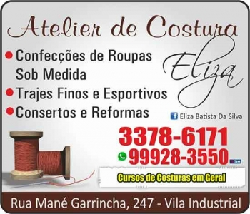 ELIZA ATELIER DE COSTURA