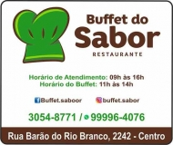 BUFFET DO SABOR RESTAURANTE E MARMITEX