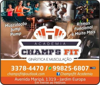 CHAMP'S FIT ACADEMIA