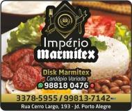 IMPÉRIO MARMITEX / DISK MARMITARIA