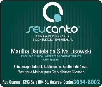 CLÍNICA DE PSICOLOGIA SEU CANTO