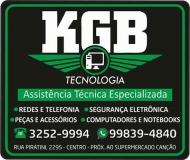 KGB ASSISTÊNCIA TÉCNICA EM INFORMÁTICA E TELECOMUNICAÇÕES