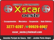 Cartão: XSCAR OESTE AUTOCENTER