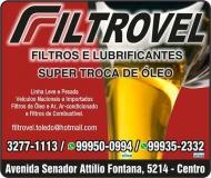 FILTROVEL FILTROS E LUBRIFICANTES