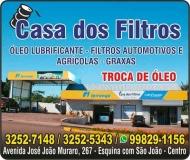 CASA DOS FILTROS E LUBRIFICANTES