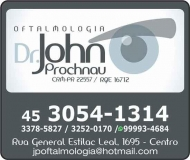 CLÍNICA DE OFTALMOLOGISTA JOHN PROCHNAU / GLAUCOMA / MIOPIA