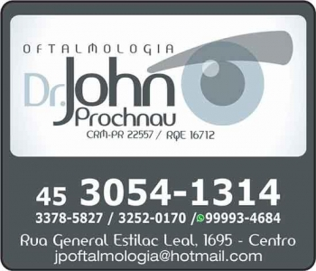 CLÍNICA DE OFTALMOLOGIA PROCHNAU