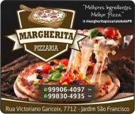 MARGHERITA PIZZARIA DISK PIZZA