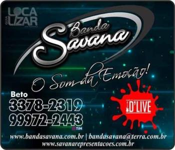 BANDA SAVANA E BANDA D'LIVE