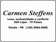 Cartão: CARMEN STEFFENS LOJA
